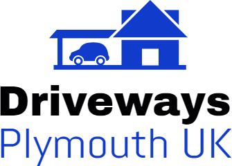 Driveways plymouth UK logo