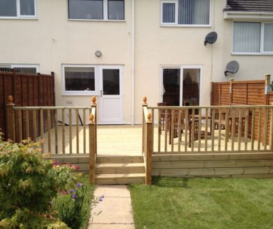 decking in plymouth